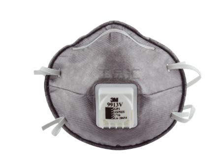 带呼吸阀防颗粒物防尘口罩批发