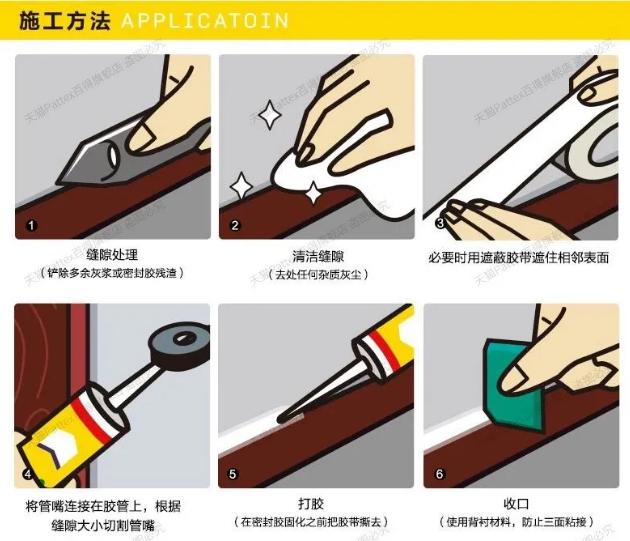 玻璃胶和填缝剂分不清?这篇攻略帮你做选择!
