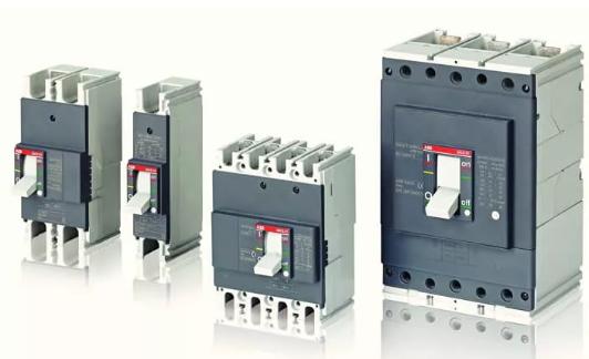 ABB塑壳断路器系列产品参数