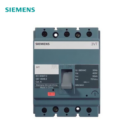 西门子 塑壳断路器;3VT250N250 TMF F/3P