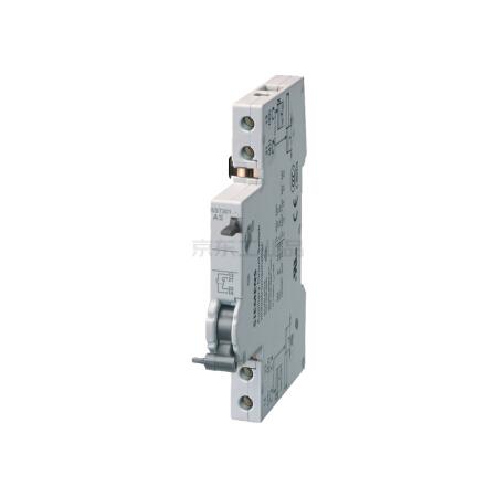 西门子 弱电流辅助触点带测试按钮 ;5ST3013-2