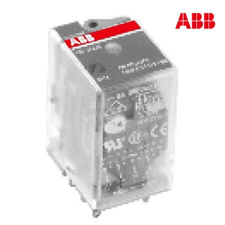 ABB 微型插拔式接口继电器;CR-M230AC4L