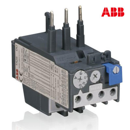 ABB TA系列热继电器,1个/盒;TA25DU-0.63M