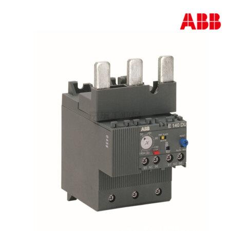ABB 电子式过载继电器;E140DU-140A