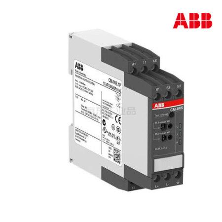 ABB CM系列不接地系统绝缘监视器;CM-IWS.2S
