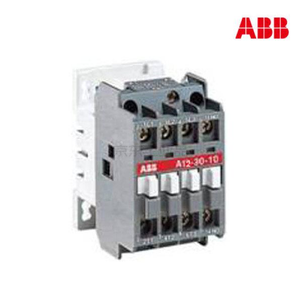 ABB A,AF,AL系列接触器;A12-30-01*220-230V 50Hz/230-240V 60Hz
