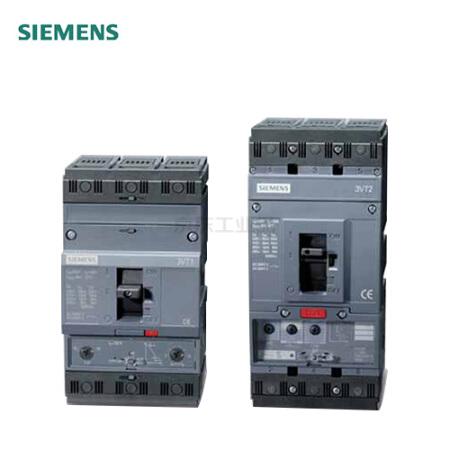 西门子 塑壳断路器;3VT100 H40 TMF F/4P