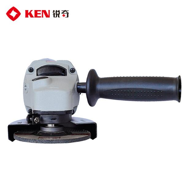 锐奇(KEN) 4寸角磨机,670W打磨机;9917B