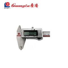 广陆 3V锂电池数显卡尺(金属)0-150;111-101V-10G