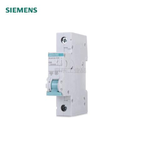 西门子 小型断路器 绿色系列 1P 32A,12个/盒;5SJ6-C32-1P