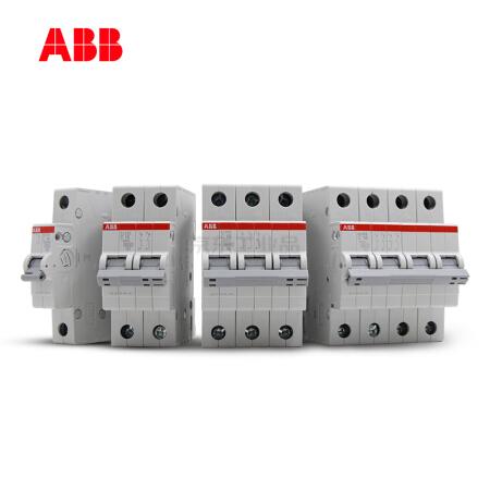 ABB SJ200系列微型断路器;SJ202-C50