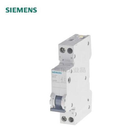 西门子 微型断路器,12个/盒;5SN30167CN