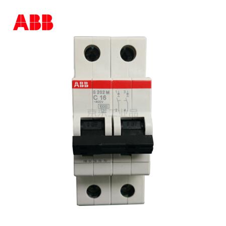 ABB S200系列微型断路器;S202M-C40