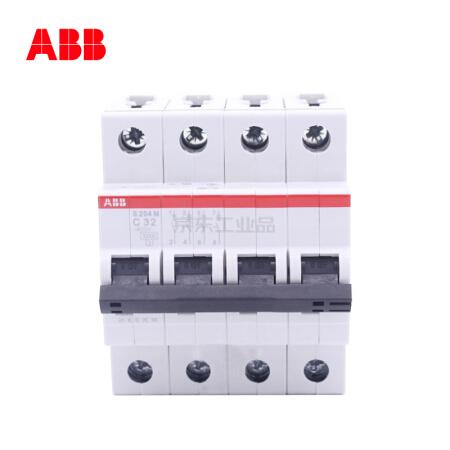 ABB S200系列微型断路器;S204M-K50