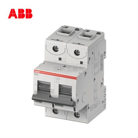 ABB 高分断微型断路器;S802C-B40
