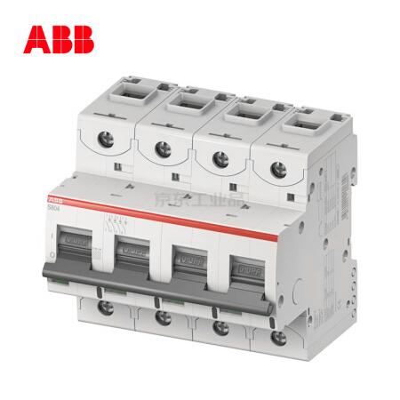 ABB S800系列交流微型断路器;S804N-D63
