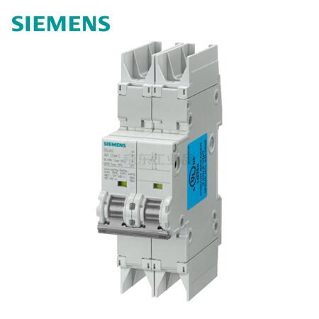 西门子 微型断路器;5SJ4 2P D5 , 480Y/277V AC