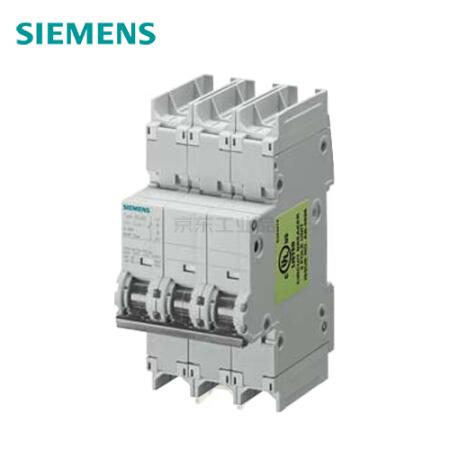 西门子 微型断路器;5SJ4 3P C4 , 240V AC