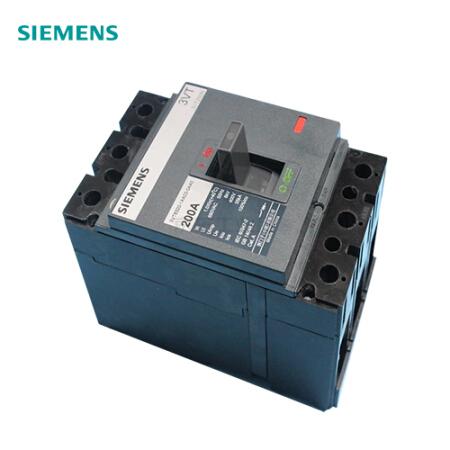 西门子 塑壳断路器;3VT250A H250A TMA F/3P