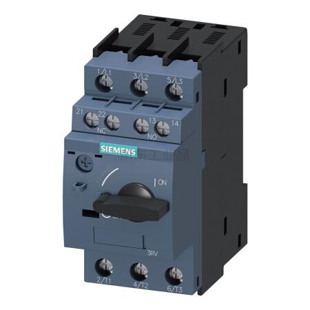 西门子 紧凑型限流电动机起动保护断路器;3RV60214DA15
