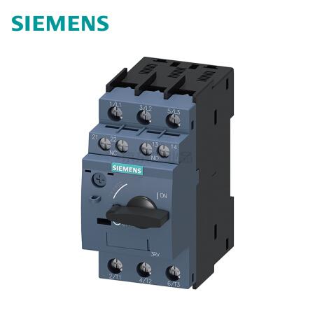 西门子 紧凑型限流电动机起动保护断路器;3RV60214EA15