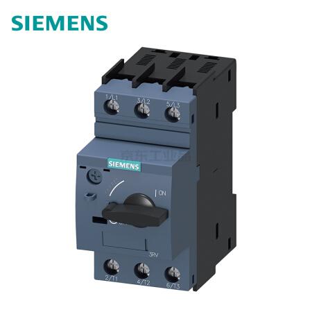 西门子 紧凑型限流电动机起动保护断路器;3RV60214DA10