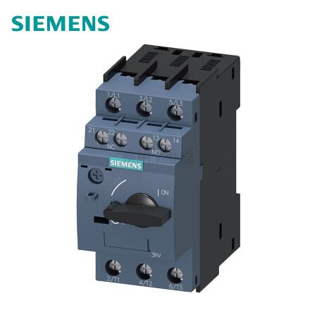 西门子 紧凑型限流电动机起动保护断路器;3RV60111GA15