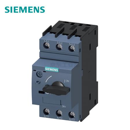 西门子 紧凑型限流电动机起动保护断路器;3RV60111EA10