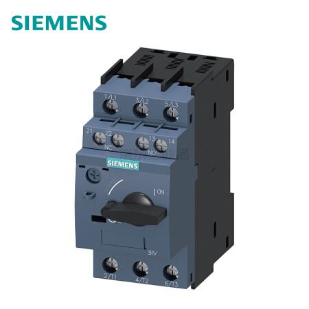 西门子 紧凑型限流电动机起动保护断路器;3RV60110JA15