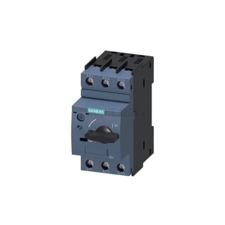 西门子 紧凑型限流电动机起动保护断路器;3RV60111BA10