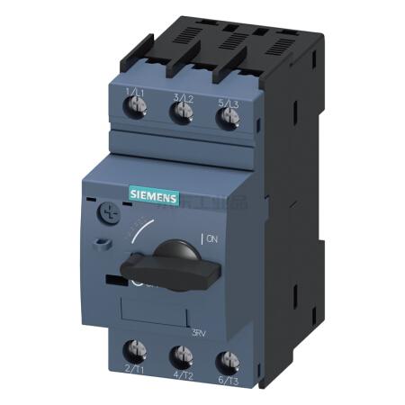 西门子 紧凑型限流电动机起动保护断路器;3RV60111HA10