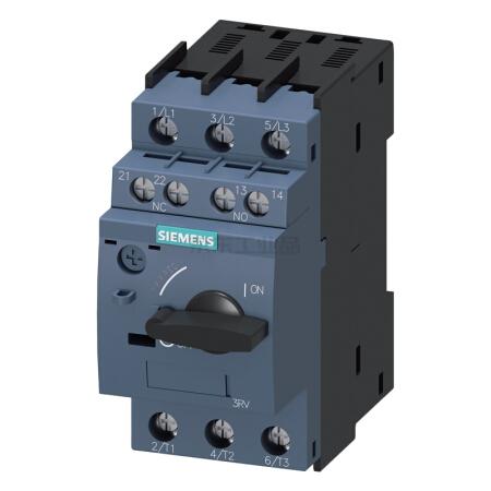 西门子 紧凑型限流电动机起动保护断路器;3RV60111EA15