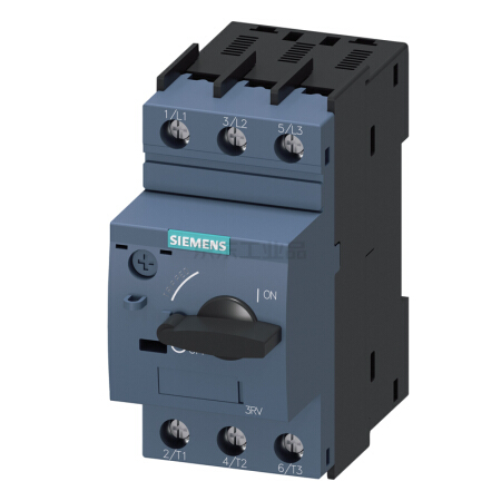 西门子 紧凑型限流电动机起动保护断路器;3RV60111CA10
