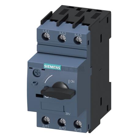 西门子 紧凑型限流电动机起动保护断路器;3RV60111AA10