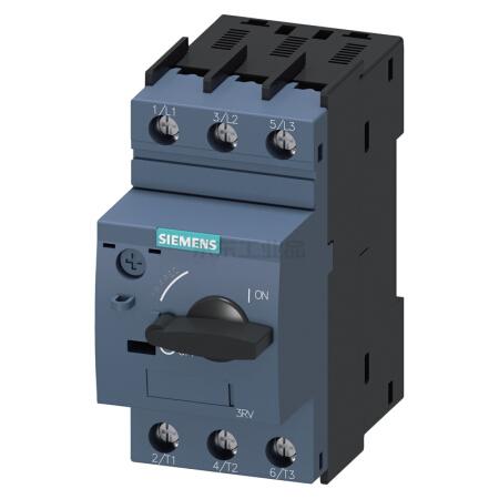 西门子 紧凑型限流电动机起动保护断路器;3RV60110EA10
