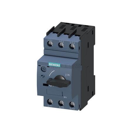 西门子 紧凑型限流电动机起动保护断路器;3RV64111JA10