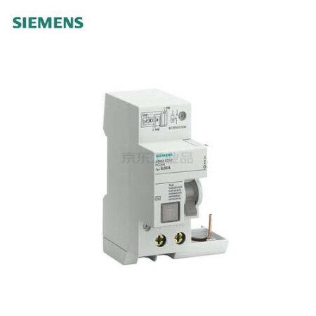 西门子 电子式剩余电流模块 5SM9 电子式 AC 30mA 2P 40A;5SM9 电子式 AC 30mA 2P 40A