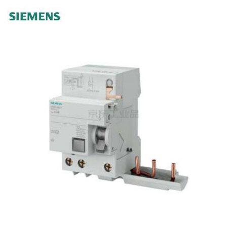 西门子 电磁式剩余电流模块 5SM2 电磁式 / 模块 AC 30mA 3P 0.3 ~ 40A;5SM2 电磁式 / 模块 AC 30mA 3P 0.3 ~ 40A