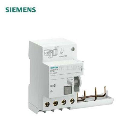 西门子 电磁式剩余电流模块 5SM2 电磁式 / 模块 A 30mA 4P 0.3 ~ 40A;5SM2 电磁式 / 模块 A 30mA 4P 0.3 ~ 40A