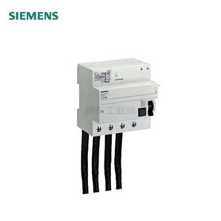 西门子 电磁式剩余电流模块 5SM2 电磁式 / 模块 AC 30mA 4P 80 ~ 100A;5SM2 电磁式 / 模块 AC 30mA 4P 80 ~ 100A