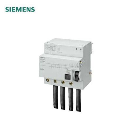 西门子 电磁式剩余电流模块 5SM2 电磁式 / 模块 AC 300mA 4P 80 ~ 100A;5SM2 电磁式 / 模块 AC 300mA 4P 80 ~ 100A