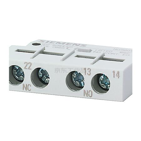 西门子 电动机起动保护断路器附件附件;3RV19011E
