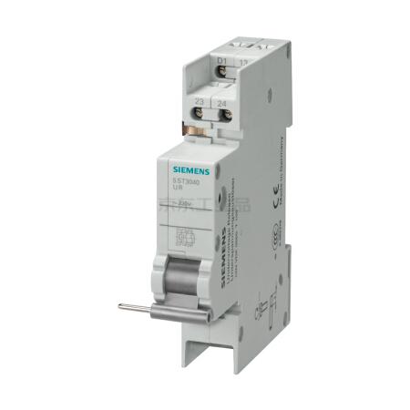 西门子 欠电压脱扣器;5ST3042