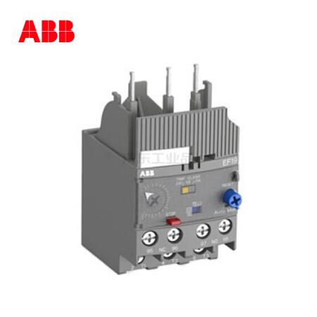 ABB EF 电子式过载继电器;EF146-150