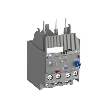 ABB EF 电子式过载继电器;EF19-1.0