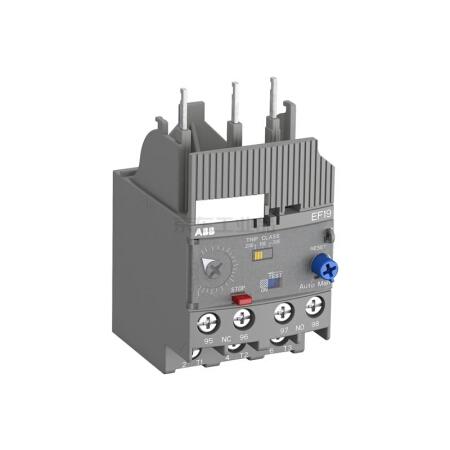 ABB EF 电子式过载继电器;EF19-18.9
