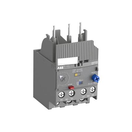 ABB EF 电子式过载继电器;EF19-2.7