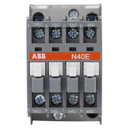 ABB 交流中间继电器-N型;N40E 220-230V 50Hz / 230-240V 60Hz