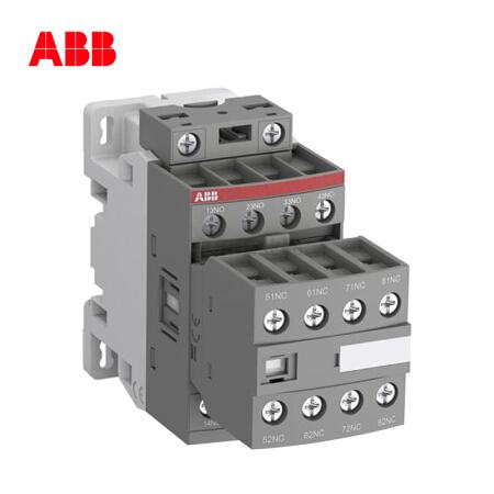 ABB 中间继电器;NF44E-13 100-250VAC/D
