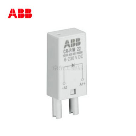 ABB PCB 继电器 插拔式中间接口继电器;CR-P012DC1